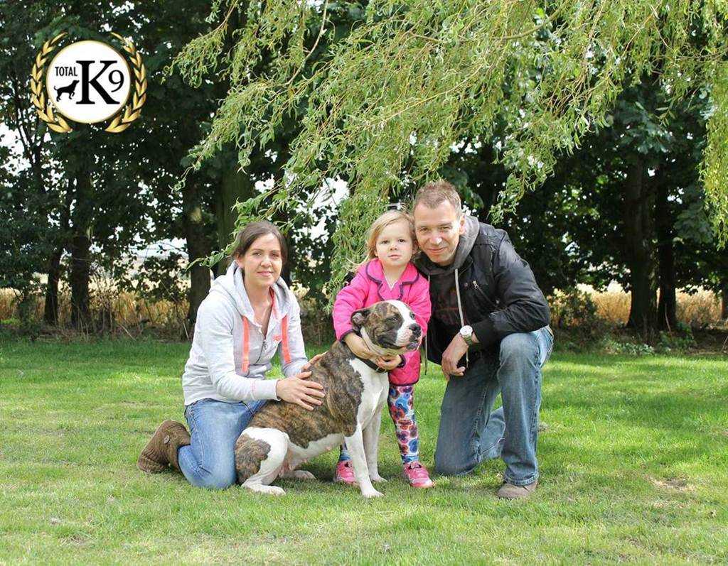 TOTAL K9 - Perfect Pets - Well Bred & Excellent Pedigrees