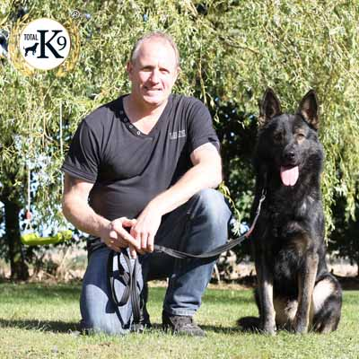 keith sandland best UK protection dogs