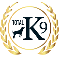 Total K9 ® protection dogs and dog training UK logo