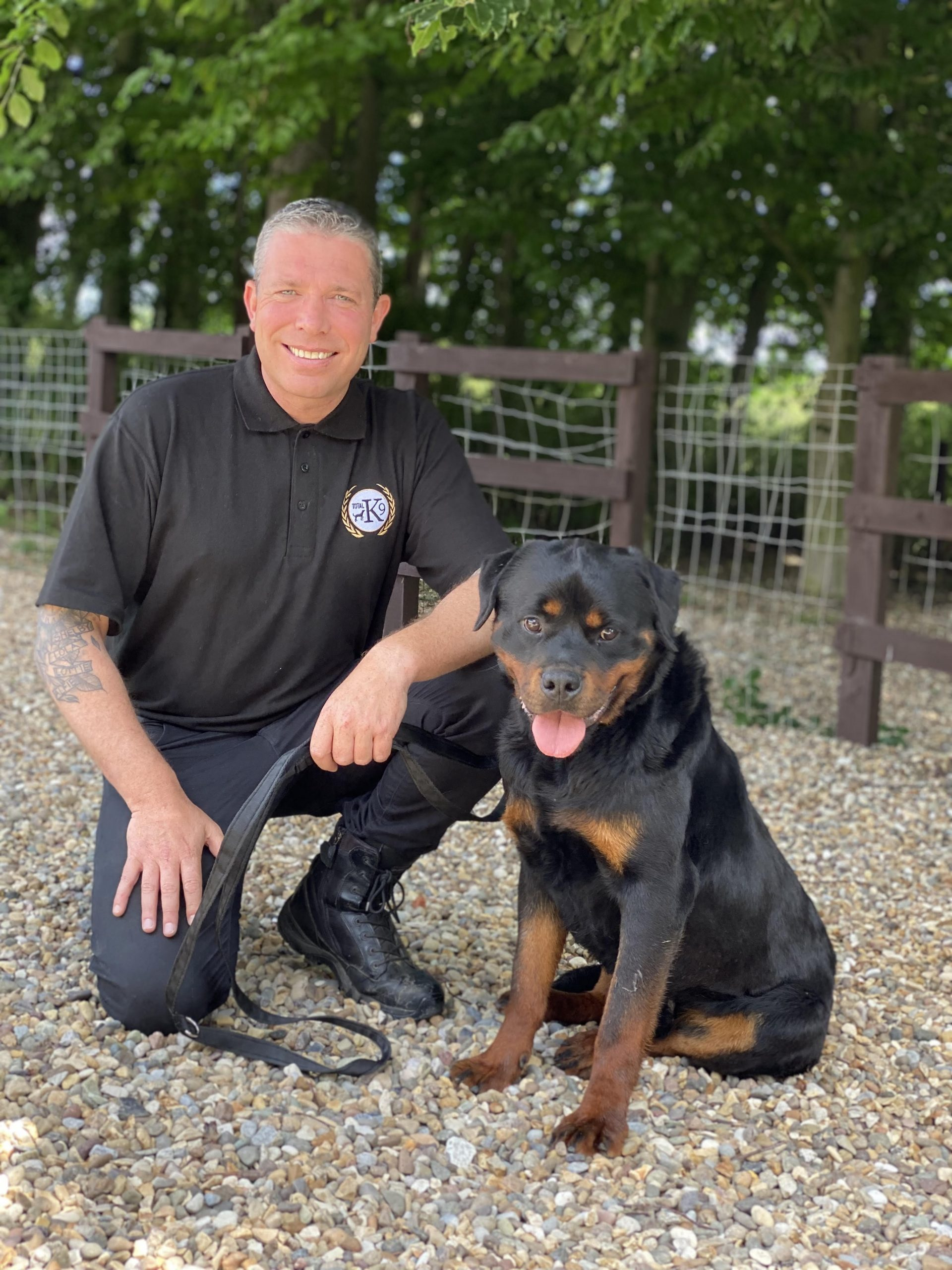 Protection Dog Training Package